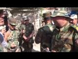 Полный контроль Сирийской армией района аль-Кабун на северо-востоке столицы Дамаск