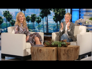 Nicole Kidman on the Surprise Success of 'Big Little Lies' RUS SUB