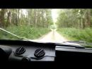 Мои уроки вождения по сельским дорогам))