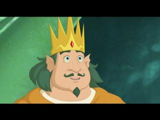 Три богатыря и Морской царь (2016)