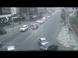 ДТП на ул. Кубанская набережная и ул. Мира.
