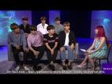 [Rus Sub][Рус Саб]BTS Интервью на Yahoo Music