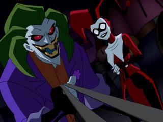 Бэтмен 2004 (Batman) S05E08 - The Metal Face of Comedy