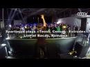 Spartaque Plays Teoss Censer Extrude Live at Bacau Romania