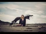 Behind The Scenes- Fallen Angel Photo Shoot - Hartanto Photography  Pantai Ngandong (Beach)