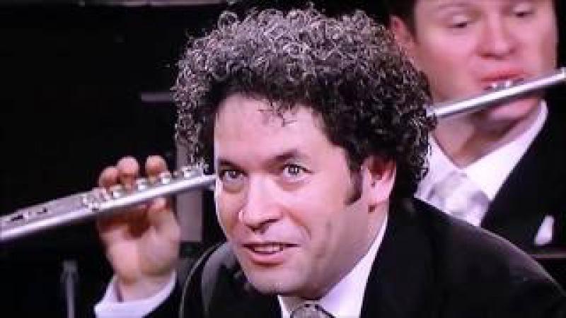 Concierto de Año Nuevo 2017 Filarmónica de Viena Marcha Radetzky Gustavo Dudamel