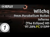 Wilchq  9mm Parabellum Bullet - Inferno The Eclipse HD 97.28 714717x 515pp #1