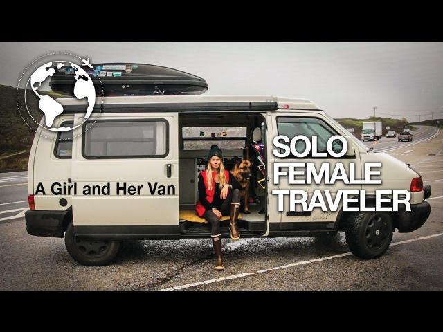 Vanlife as a Solo Female Traveler