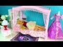 Мультик Барби Служанка в Королевской Постели Куклы Сказка Принцесса на горошине