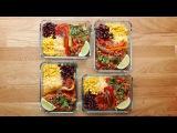 Weekday Meal-Prep Turkey Taco Bowls