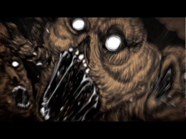 Анимационный фильм ужасов 3D 16