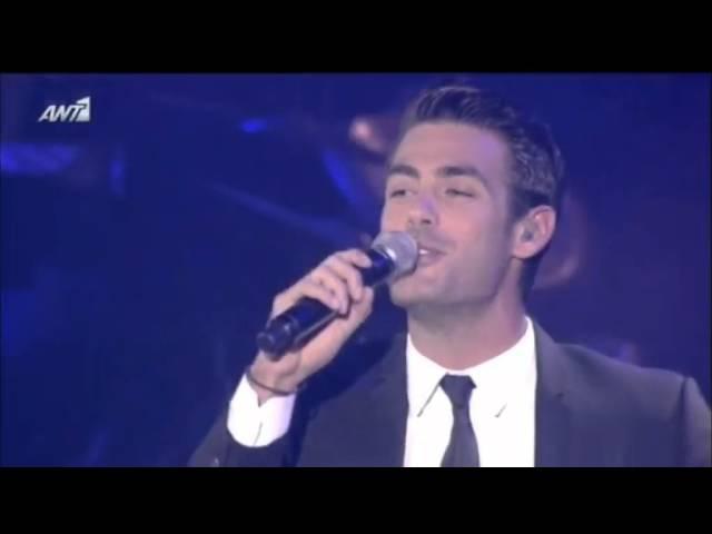 Kostas Martakis Live At Posidonio 2014 FULL