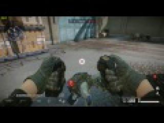 Warface 16.01.2017 Окраина Подрыв РМ