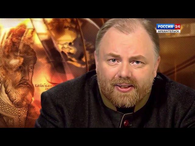 Егор Холмогоров в эфире