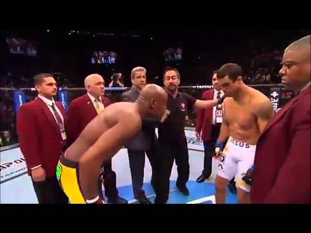 Anderson Silva vs Vitor Belfort UFC 126 Beware the Spider's Web