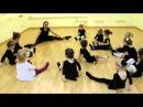 Открытый урок 18.12.2015 ф.Центральный, гр.2-3 Детская Шоу-хореография
