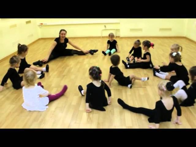 Открытый урок 18 12 2015 ф Центральный гр 2 3 Детская Шоу хореография