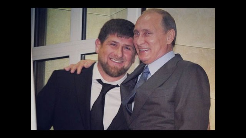 ПУТИН и КАДЫРОВ. ИСТОРИЯ ДРУЖБЫ || PUTIN and KADYROV. HISTORY OF FRIENDSHIP