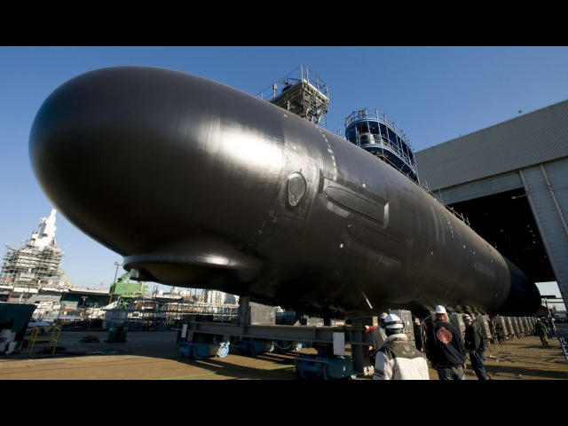 U.S. Navy's Newest Nuclear Submarines - The Future of Undersea Warfare