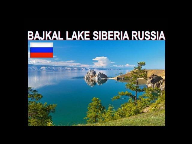 BAJKAL SIBERIA Russia il lago e il mitico villaggio dei cosacchi