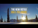 2017 Ski-Doo : Rotax 850 E-TEC Engine