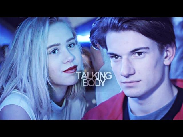 Noora and william | talking body