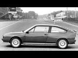 Alfa Romeo Alfasud Sprint 6C Prototype 1 902 1982