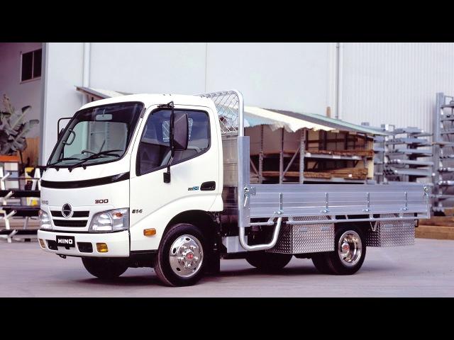 Hino 300 614 2007 11