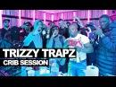 Trizzy Trapz freestyle - Westwood Crib Session
