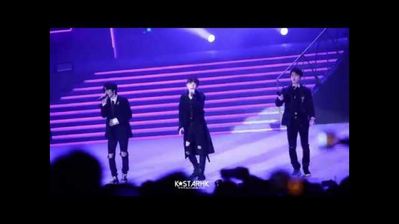 171002 INFINITE (인피니트) - 고마워 (Thank You) @國慶青年音樂會 Hong Kong Youth Music Festival 직캠/CAM [HD]