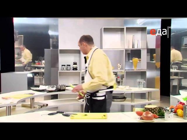 Куриные бедра по-китайски рецепт от шеф-повара Илья Лазерсон Обед безбрачия