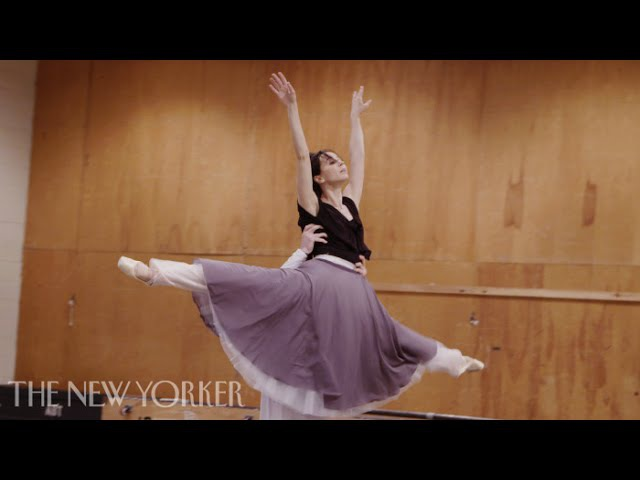 Diana Vishneva's Last Days with American Ballet Theatre The New Yorker