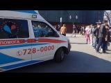 Первая жертва Юморины в Одессе: с Приморского человека увезла скорая