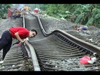 И это железные дороги мира?