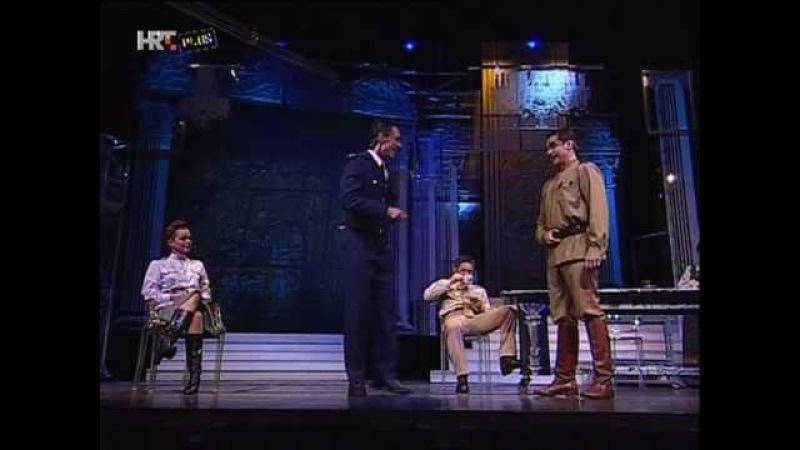 Mjuzikl Jalta, Jalta (2010.) - 4. Whisky, votka, gin