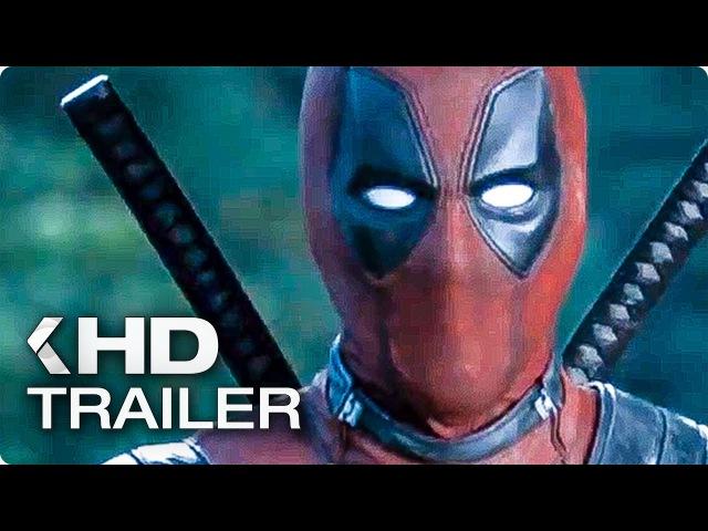 DEADPOOL 2 Trailer (2018)