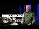 Bruce Becker The Truth About Hand Technique Drum Lesson Drumeo