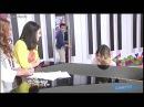 Violetta 3- Vilu canta ''Descubri'' y llega leon