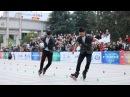 张颢 叶浩钦 2016 Asian Championship Pair Slalom 1st Zhang Hao Ye Hao Qin