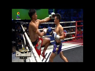 6. Финал: Fahsang Nor.Saensuk vs. Superjoke Sor.Sombat 6. abyfk: fahsang nor.saensuk vs. superjoke sor.sombat