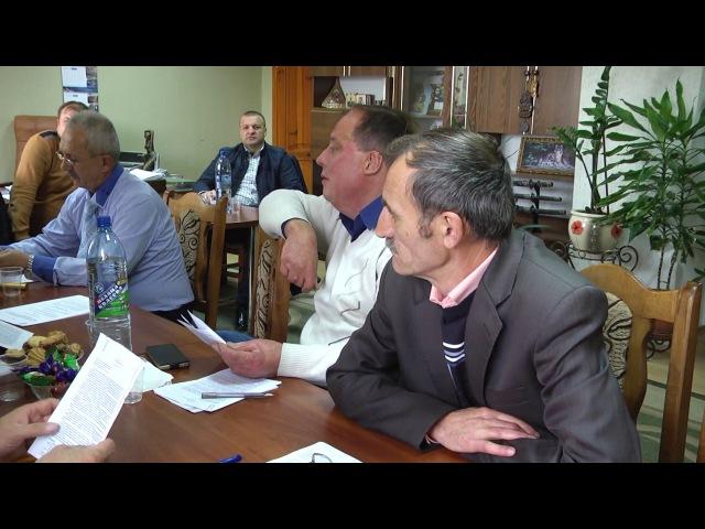 Виїзне засідання директорів комунальних служб на базі водоканалу