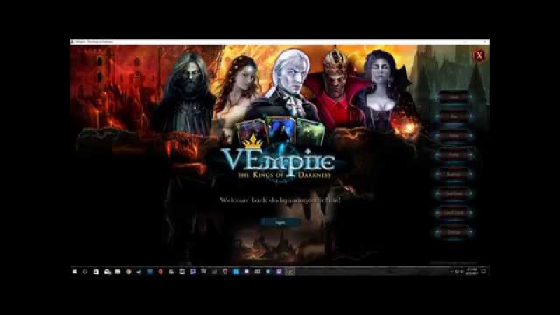 DGA Plays: VEmpire - The Kings of Darkness (Ep. 1 - Gameplay / Let's Play)