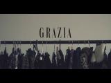 ERDEM x H&M - Svetlana Ustinova for GRAZIA magazine - Backstage