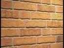 Имитация кирпичной кладки с помощью декоративной штукатурки Барельеф от ВГТ