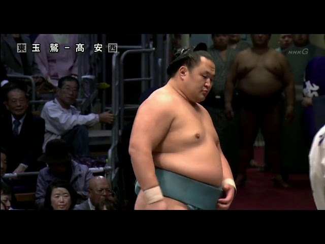 生放:大相撲九州場所 五日目 11/16(木)