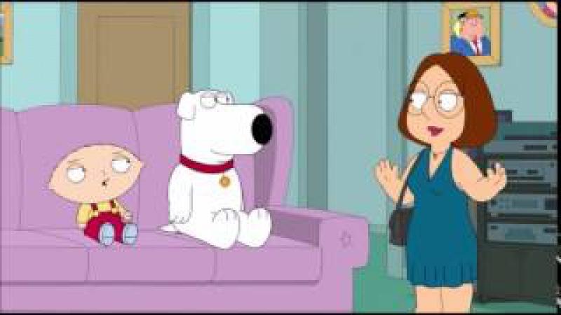 Family Guy Глотай S11E12