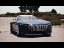 2018 Vision Mercedes Maybach 6 Cabriolet Remote