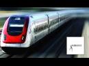 Измерение шума проезжающего поезда с помощью микрофонной решетки Brüel Kjær
