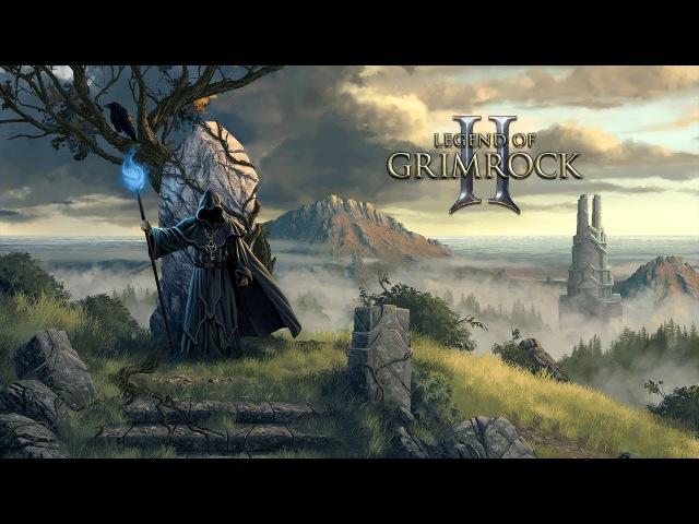 Legend of Grimrock 2 (Orohalla) часть 6 - Старые загадки, Второй Крыс, Болото, Кладбище