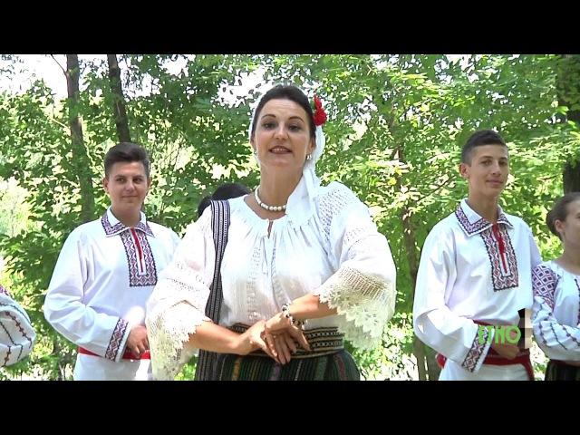 Florentina Vezetiu si Ans Folcl Doina Moldovei - Maritata nu i usor
